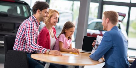 Used Car Experts Share Tips for Finding the Perfect Family Vehicle, Frankfort, Kentucky