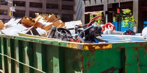 3 Benefits of Having Commercial Trash Removal on Retainer, Franklin, Connecticut