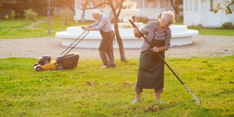3 Steps to Prepare the Lawn for Spring, Franklin, Ohio