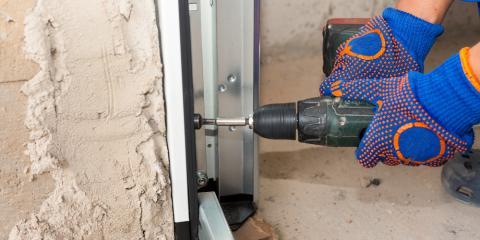 Common Overhead Garage Door Injuries & How to Avoid Them, Dayton, Ohio