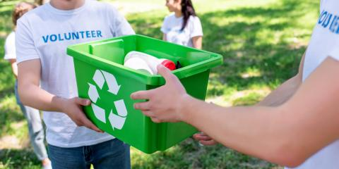 3 Essential Benefits of Recycling, Franklin, Connecticut