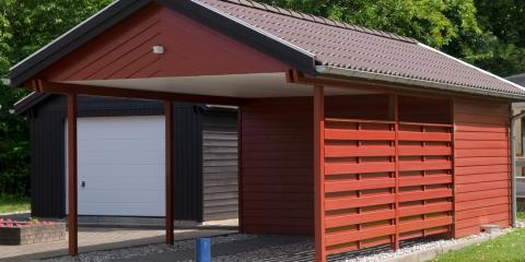 4 Reasons a Carport Enhances a Property, Franklinville, North Carolina