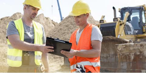4 Tips for Staying Safe Around Your Construction Equipment Rental, Franklinville, New York