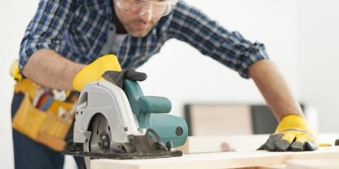 The Do's & Don'ts of Safely Handling Power Tools, Franklinville, New York