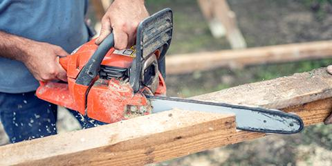 5 Common Mistakes When Using a Chainsaw, Franklinville, New York