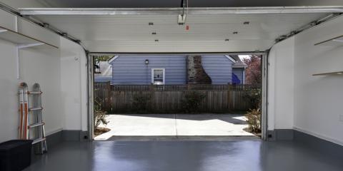 3 Garage Door Safety Checklist Items to Cross Off Your List, Jessup, Maryland