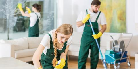 Top 3 Signs Your Household Could Use Maid Services, Tuscarora, Maryland