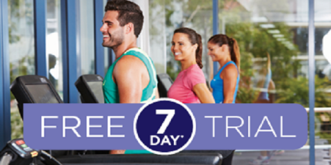 Free Trial at Anytime Fitness, Castle Rock, Colorado