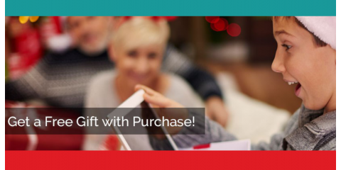 Get a Free Gift with Purchase at Experimac of Fenton, Fenton, Missouri