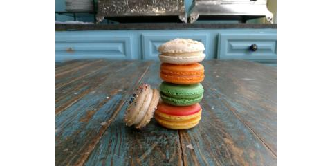 What's the Difference Between Macarons & Macaroons?, Cincinnati, Ohio