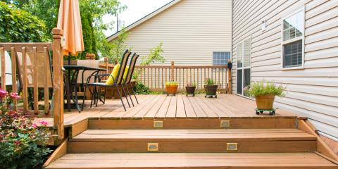 3 Things You Need to Know About Deck & Railing Materials Before Building, Stayton, Oregon