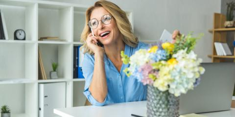 3 Reasons to Display Fresh Flowers in Your Office, Lewisburg, Pennsylvania