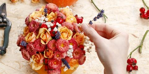 Take Your Thanksgiving Centerpiece to the Next Level With Fresh Flowers, Lakeville, Connecticut