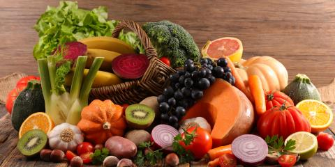 How Antioxidants From Fresh Produce Work in the Body, Byron, Wisconsin