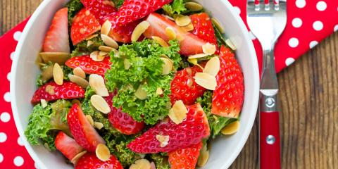 3 Delicious Fresh Fruits to Try in a Salad This Summer, Byron, Wisconsin