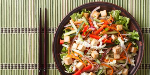 Stay Fit With the Fresh Ingredients in Bangkok Chef's Salad Dishes, Ewa, Hawaii