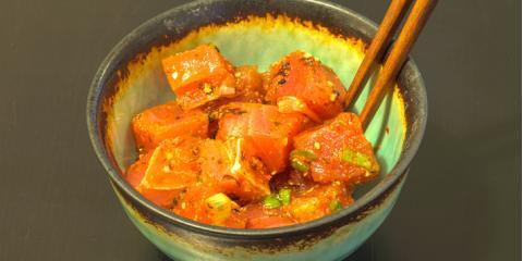 When Did the Poke Bowl Start Using Fresh Tuna? A Guide to the History of Poke, Honolulu, Hawaii