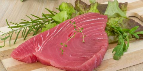 3 Health Benefits of Fresh Tuna, Honolulu, Hawaii