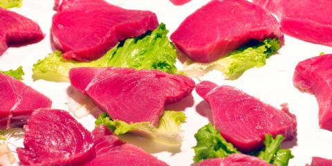 Evaluating Fresh Tuna: 4 Tips for Determining Its Level of Freshness, Honolulu, Hawaii