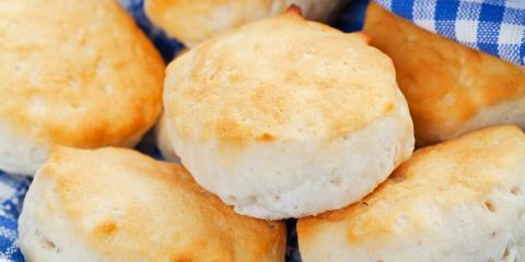 5 Practical Uses for Leftover Biscuits, Newtown, Ohio