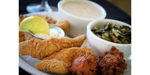A.Y.C.E. Fried Mullet and/or White Fish and 1/2 price select martinis!, Bon Secour, Alabama