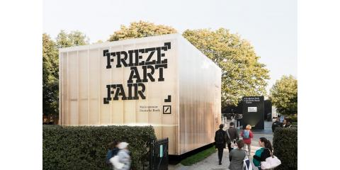 Frieze London - October 5th-8th 2017, New York, New York