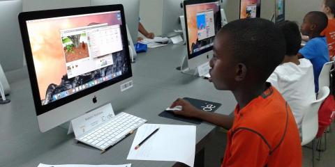 ​Coding for Kids Helps U.S. Meet STEM's High Demand, Plano, Texas