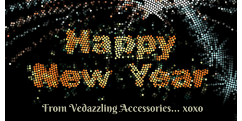 Have a Vedazzling New Years!, Brooklyn, New York