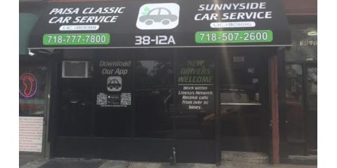 Sunnyside Car Service, Car Service, Services, Astoria, New York