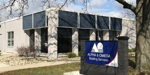 Alpha & Omega Building Services, Janitorial Services, Services, Cincinnati, Ohio