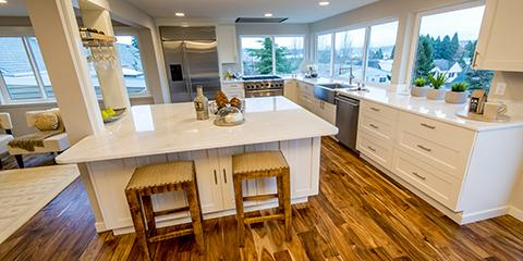 Allow Seattleu0027s Home Remodeling Experts To Create The Kitchen Design Of  Your Dreams, Seattle,