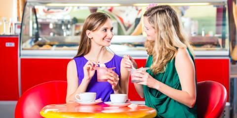 3 Reasons Frozen Yogurt Is Better Than Ice Cream, Springboro, Ohio