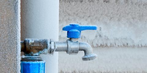 5 Tips for Preventing Frozen Pipes This Winter, Russellville, Arkansas