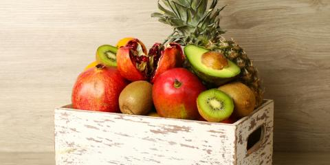 5 of the Most Popular Fruits to Include in a Gift Basket, Honolulu, Hawaii