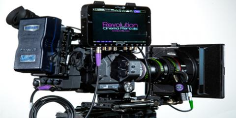 Revolution Cinema Rentals is now renting the Sony FS7 4K Digital Cinema Cameras, San Fernando Valley, California