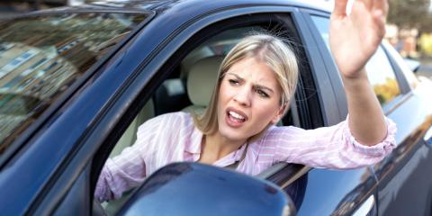 3 Tips for Handling Road Rage, Covington, Kentucky