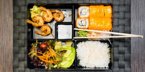 A Local Catering Company Explains the Origins of the Bento, Honolulu, Hawaii