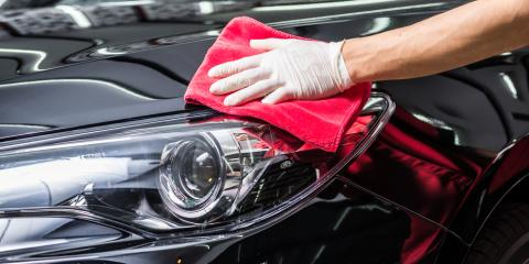 5 Car Cleaning Services Included With Full Service Detailing