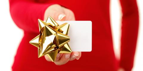 Salon Gift Cards Make Great Holiday Gifts!, Rochester, New York