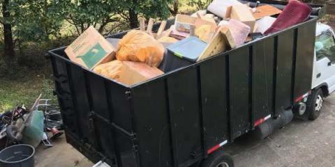 Post Estate-Sale Cleanout by 678 Rid Junk, Northeast Cobb, Georgia