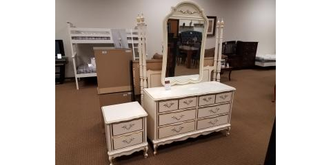 4 PIECE BEDROOM SET-FULL-$200, St. Louis, Missouri