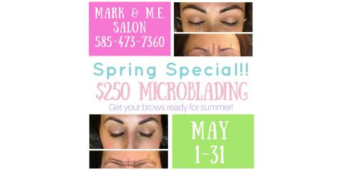 SAVE 100 on Microblading!!!, Pittsford, New York