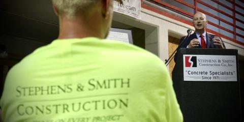 Stephens & Smith Construction Company Develops 2-year Apprentice Program, Lincoln, Nebraska