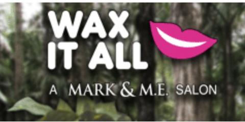 This week - Brazilian Wax $50 @ Wax It All, Rochester, New York