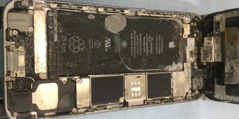 iPhone Repair: Tip #4  Water Damage, Bend, Oregon
