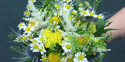 3 Reasons Wildflowers are the Perfect Wedding Flowers, Lakeville, Connecticut