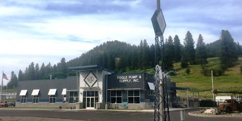 WE ARE OPEN, Airway Heights, Washington
