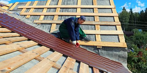 FAQ About Metal Roofing, Clarksville, Maryland
