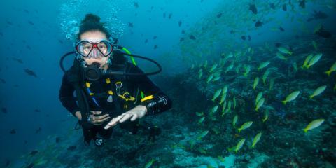 After Your Scuba Certification: Fun Ideas for New Adventures!, Honolulu, Hawaii