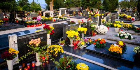 4 Thoughtful Items to Leave at a Loved One's Headstone, Conneaut Lakeshore, Pennsylvania